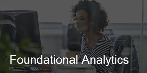 Foundational Analytics