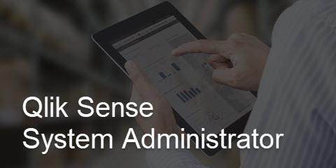 Qlik Sense System Administrator