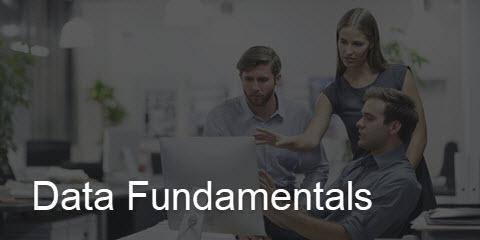 Data Fundamentals